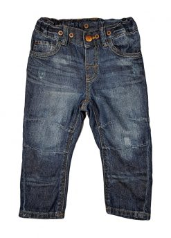 Jeans style grunge