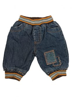 Pantalon jeans double