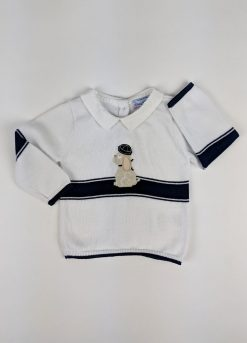 Polo en tricot