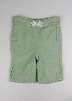 Pantalon vert clair