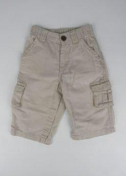 Pantalon façon treillis