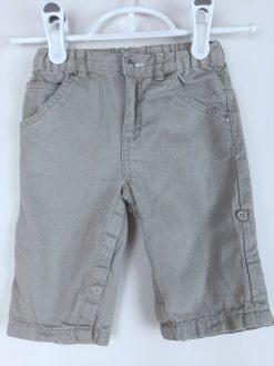 Pantalon option pantacourt image 1