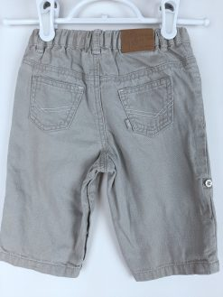 Pantalon option pantacourt image 3