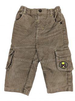 Pantalon en velour image 1