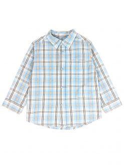 Chemise à carreaux image 1