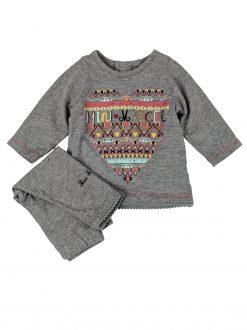 Ensemble 2 pieces - legging et tee-shirt image 1