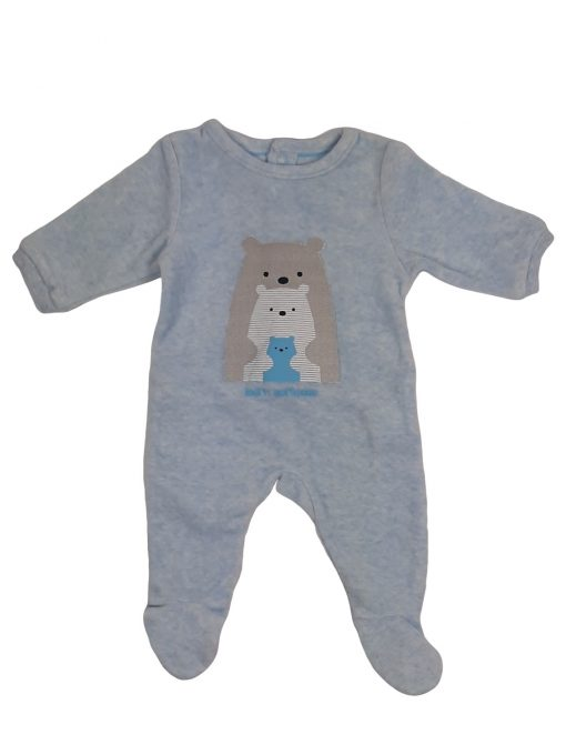 Pyjama en velours image 1