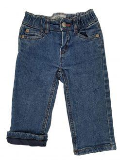Pantalon Jean doublé image 1