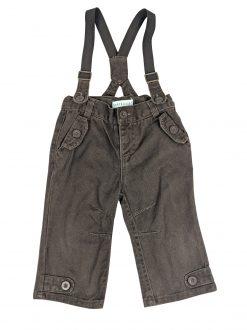 Pantalon à bretelles image 1