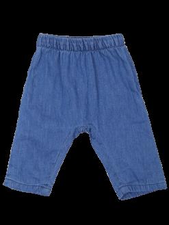 Pantalon fluide en jean image 1