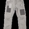 Pantalon jean gris image 1