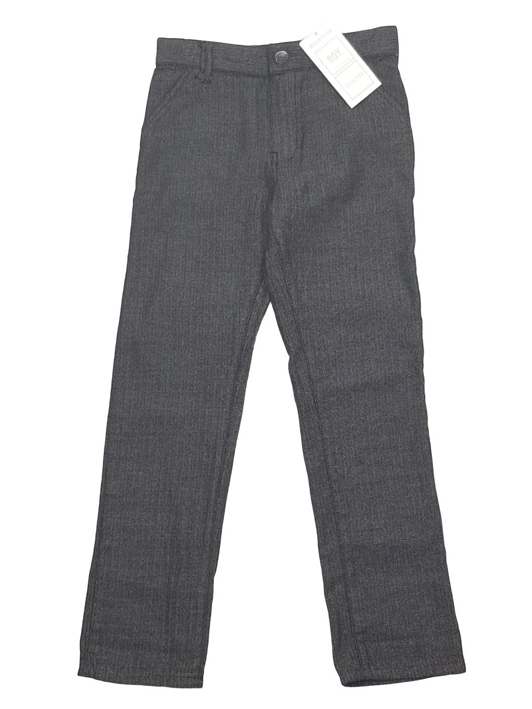 Pantalon à chevrons 1