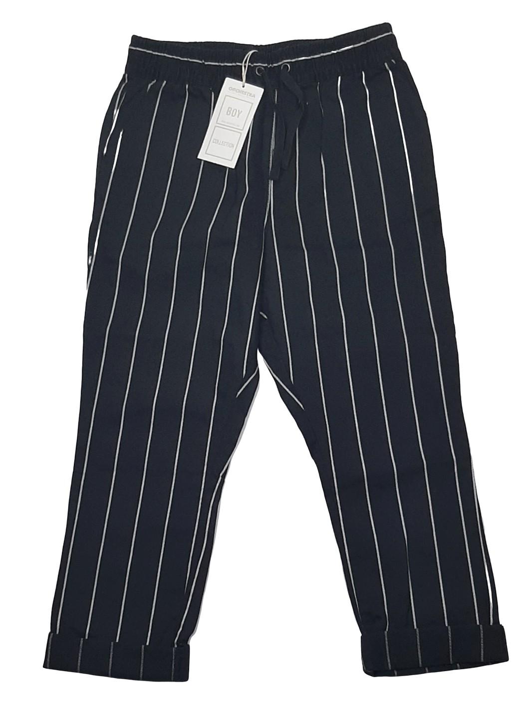 Pantalon en toile 1