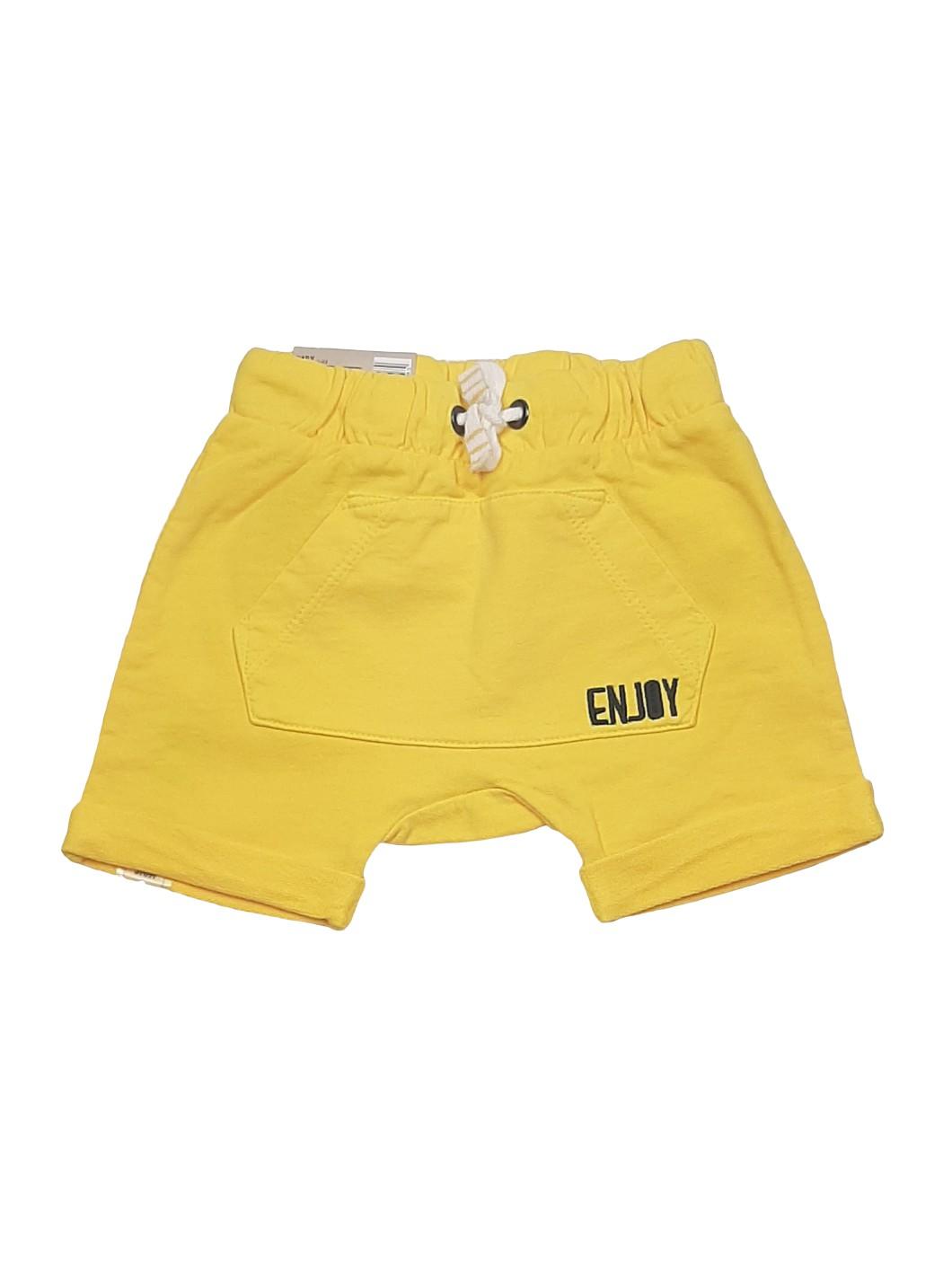 Short en coton 1