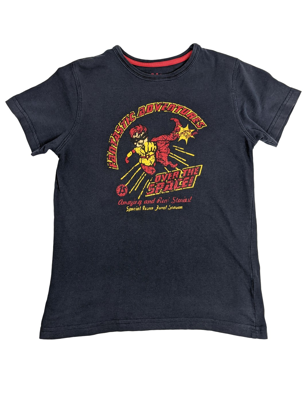 Tee-shirt super hero 1