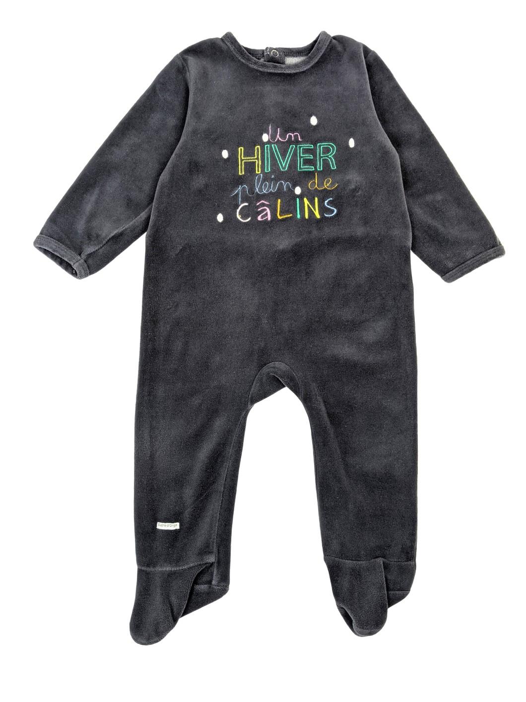 Pyjama en velour image 1
