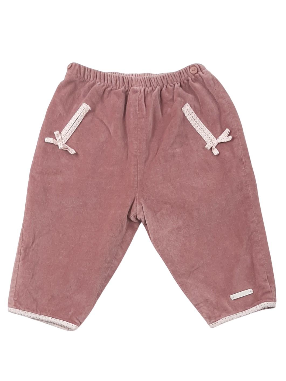 Pantalon en velours 1