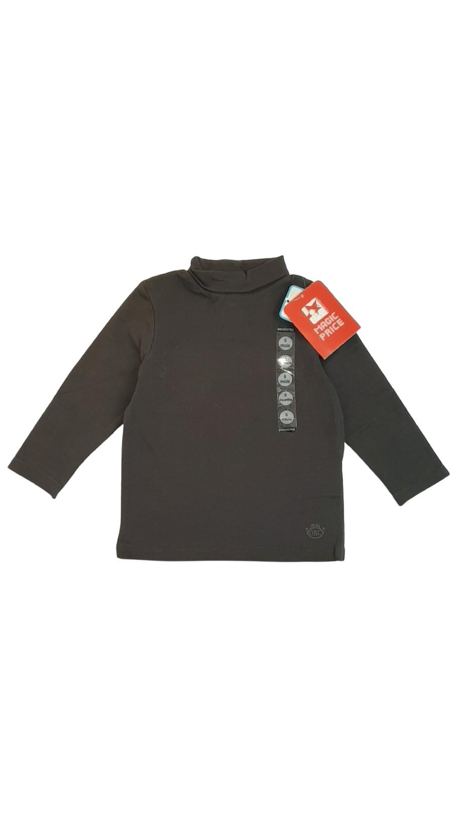 Tee-shirt à col roulé 1