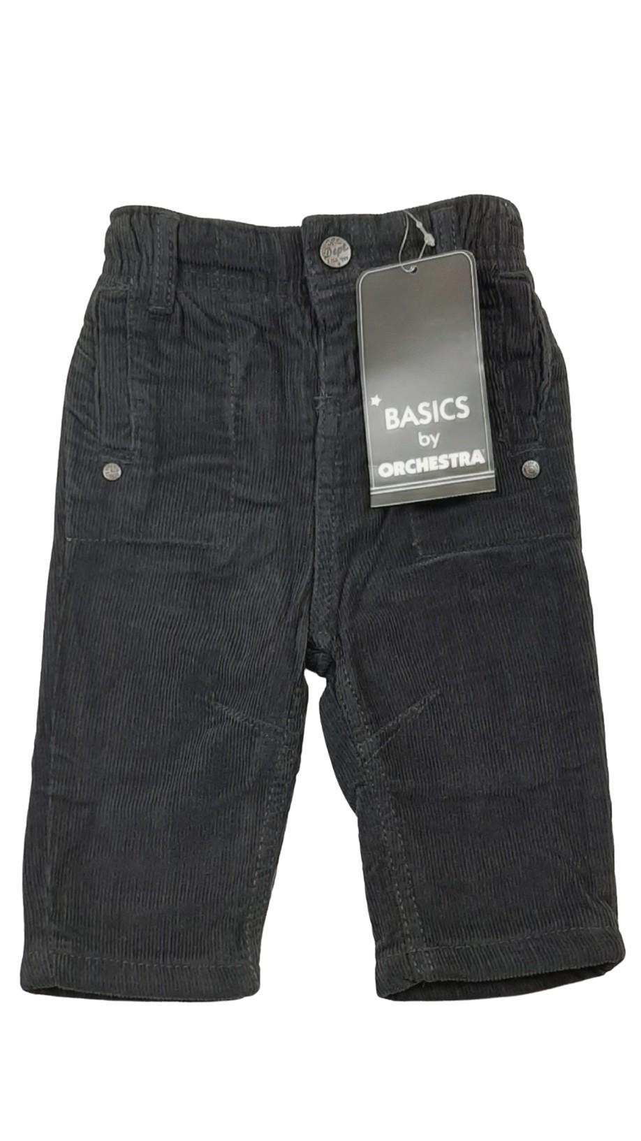 Pantalon velours côtelé 1