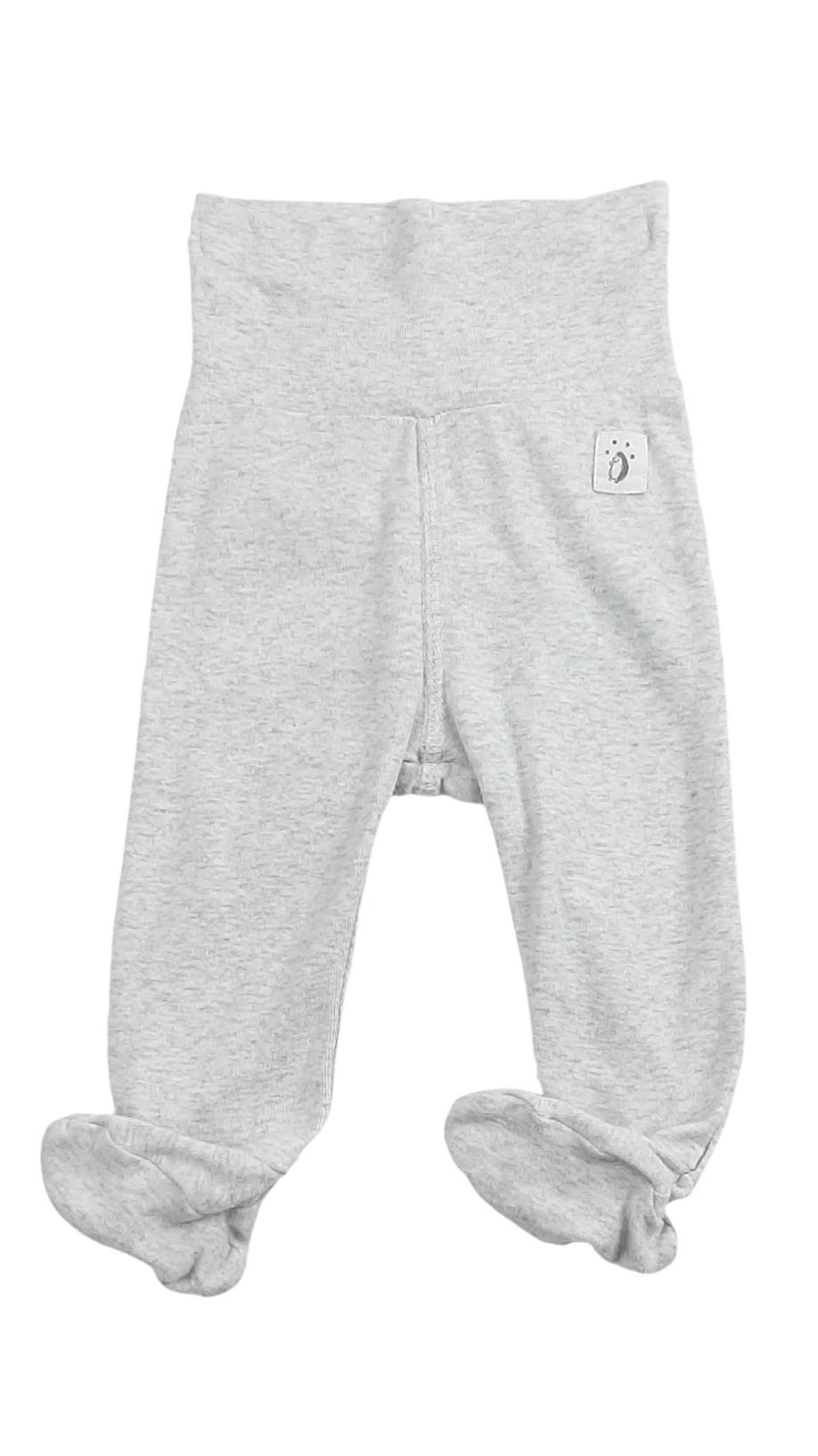 Pantalon style legging avec pieds 1