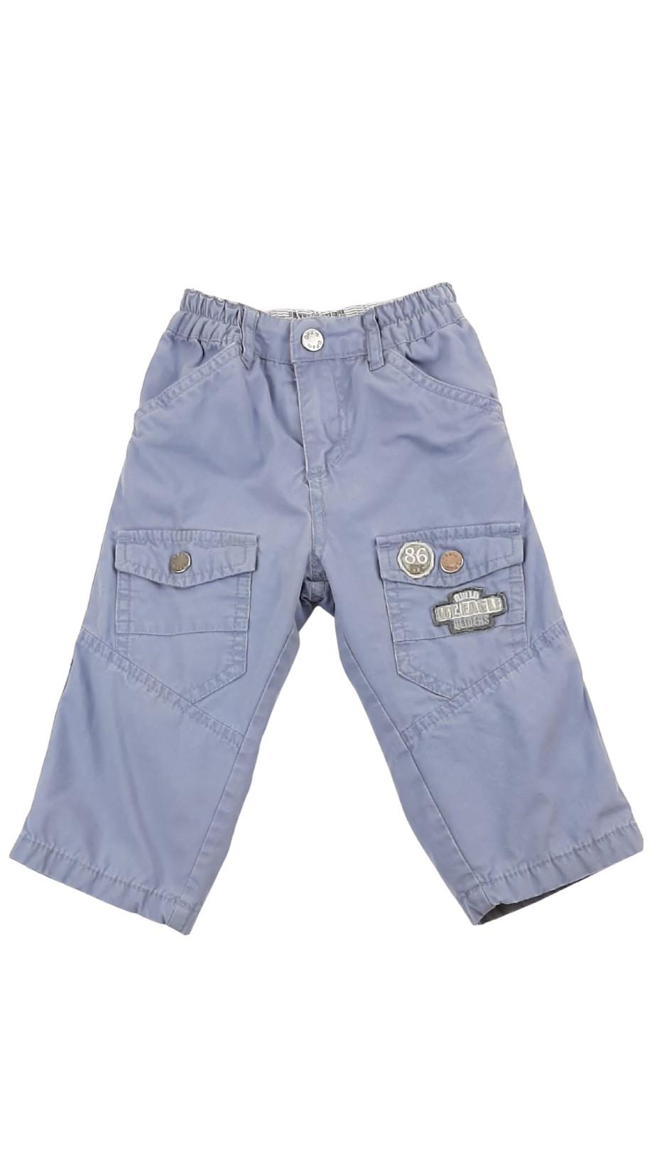 Pantalon doublé 1