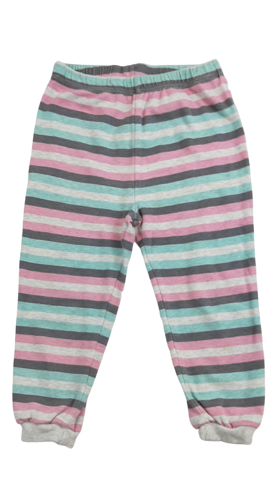 Pantalon en coton ouaté