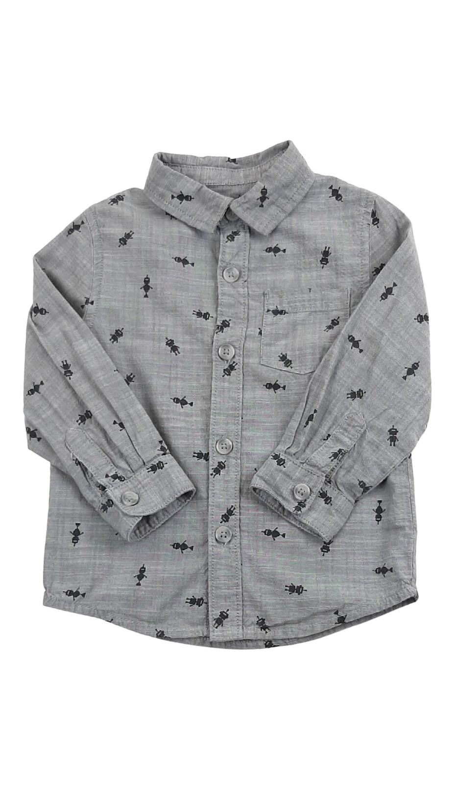Chemise à manches longues 1