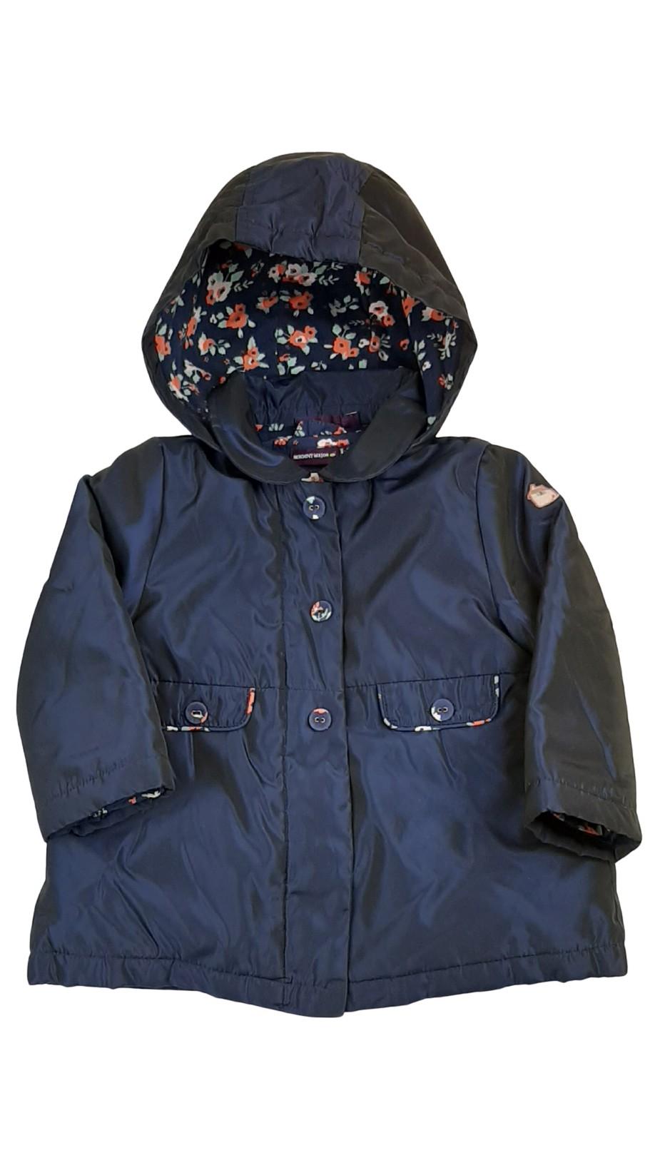 Manteau avec doublure polaire amovible 1