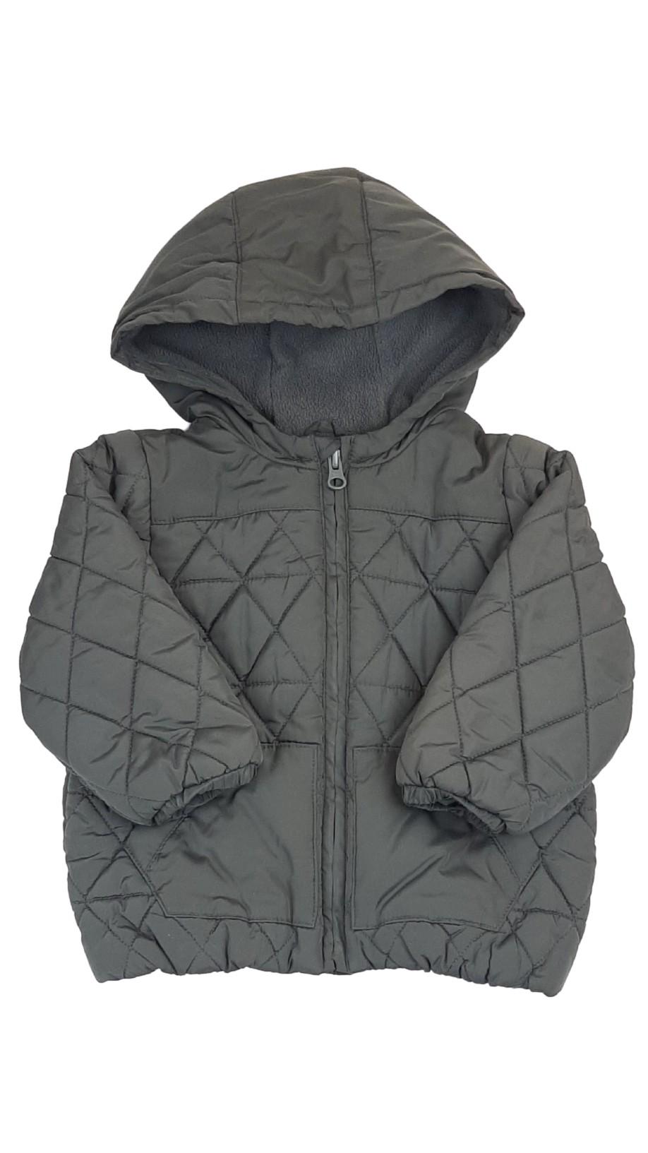 Manteau léger doublé polaire 1