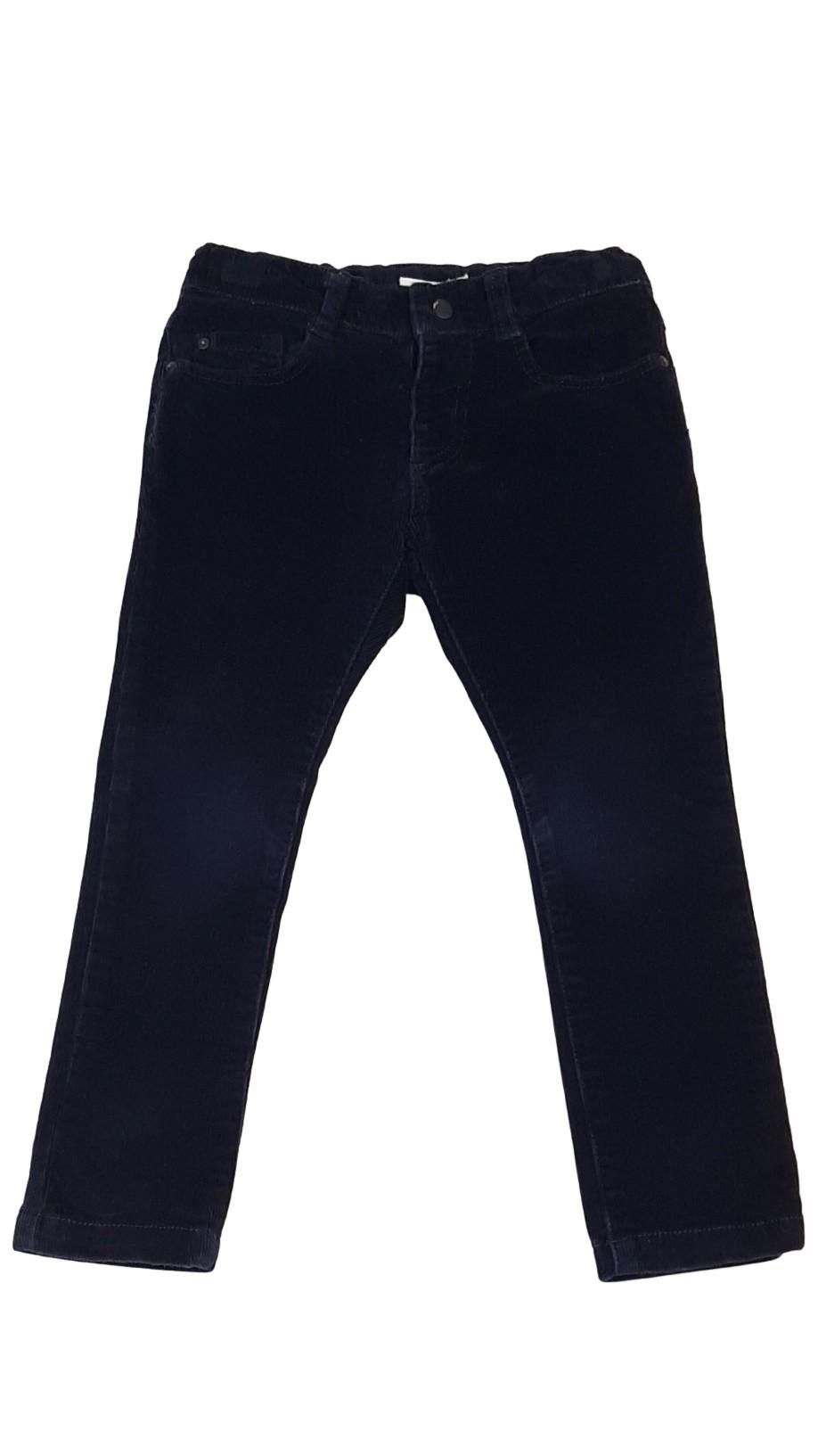 Pantalon en velours côtelé 1