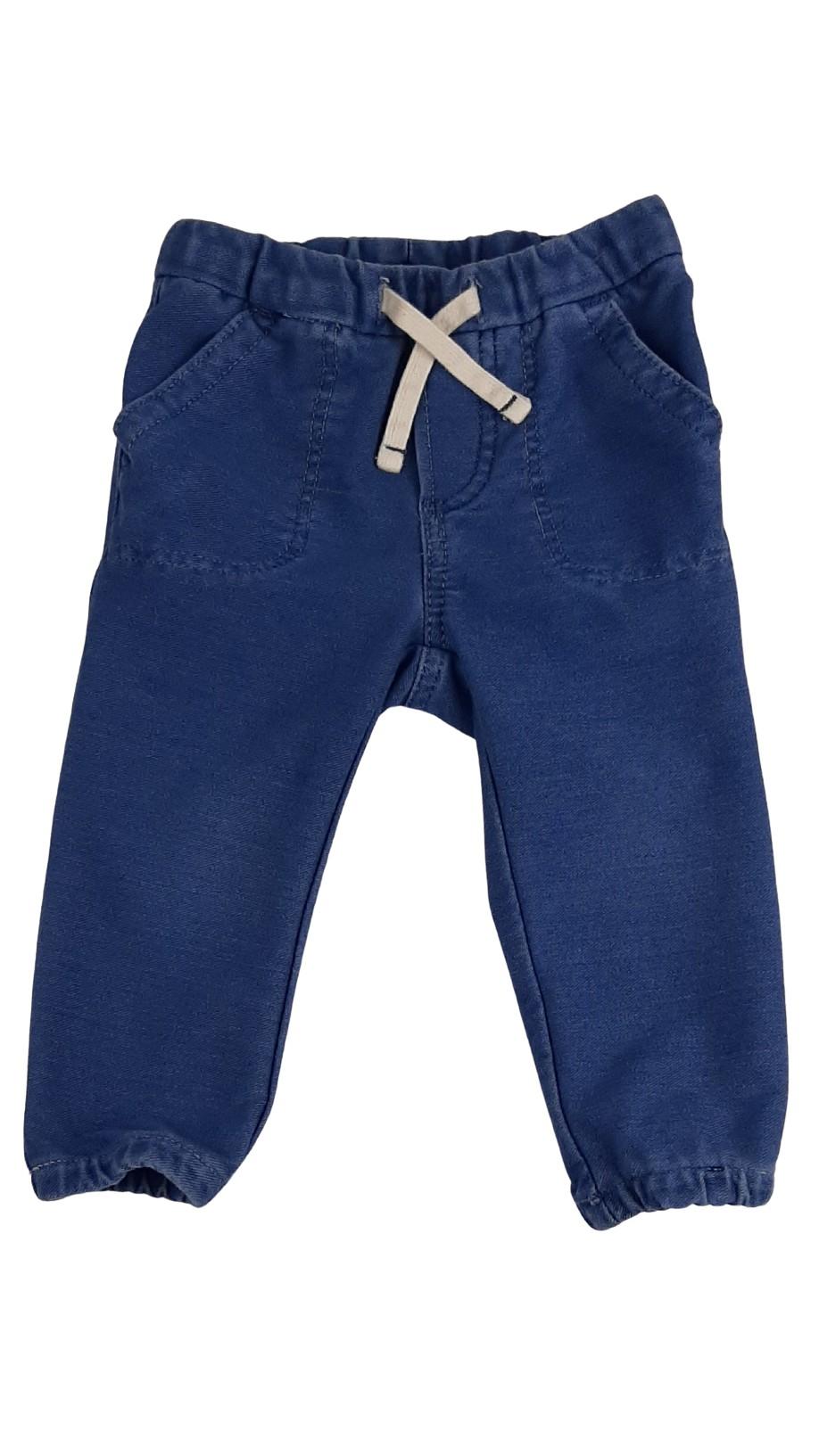 Pantalon façon jean