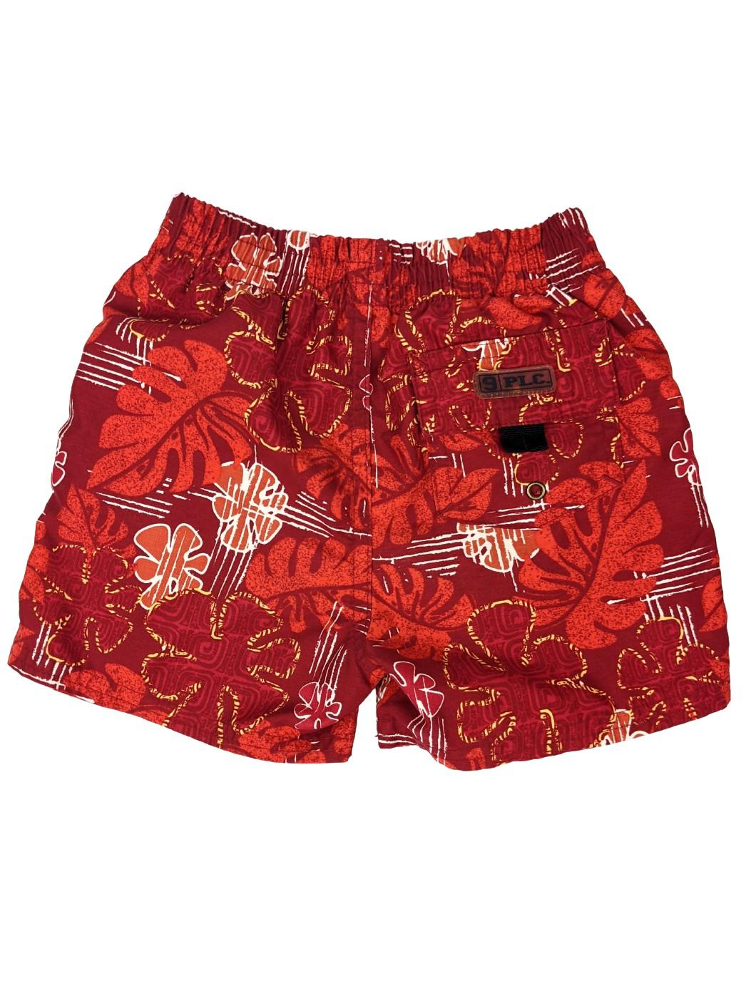 Maillot style Hawaïen 2