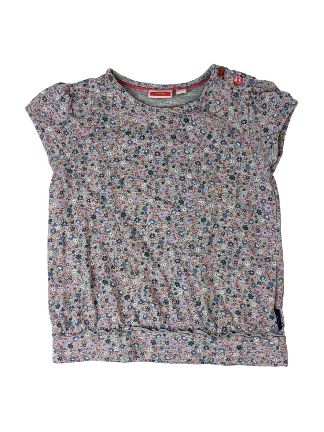 Tee-shirt à fleurs 1