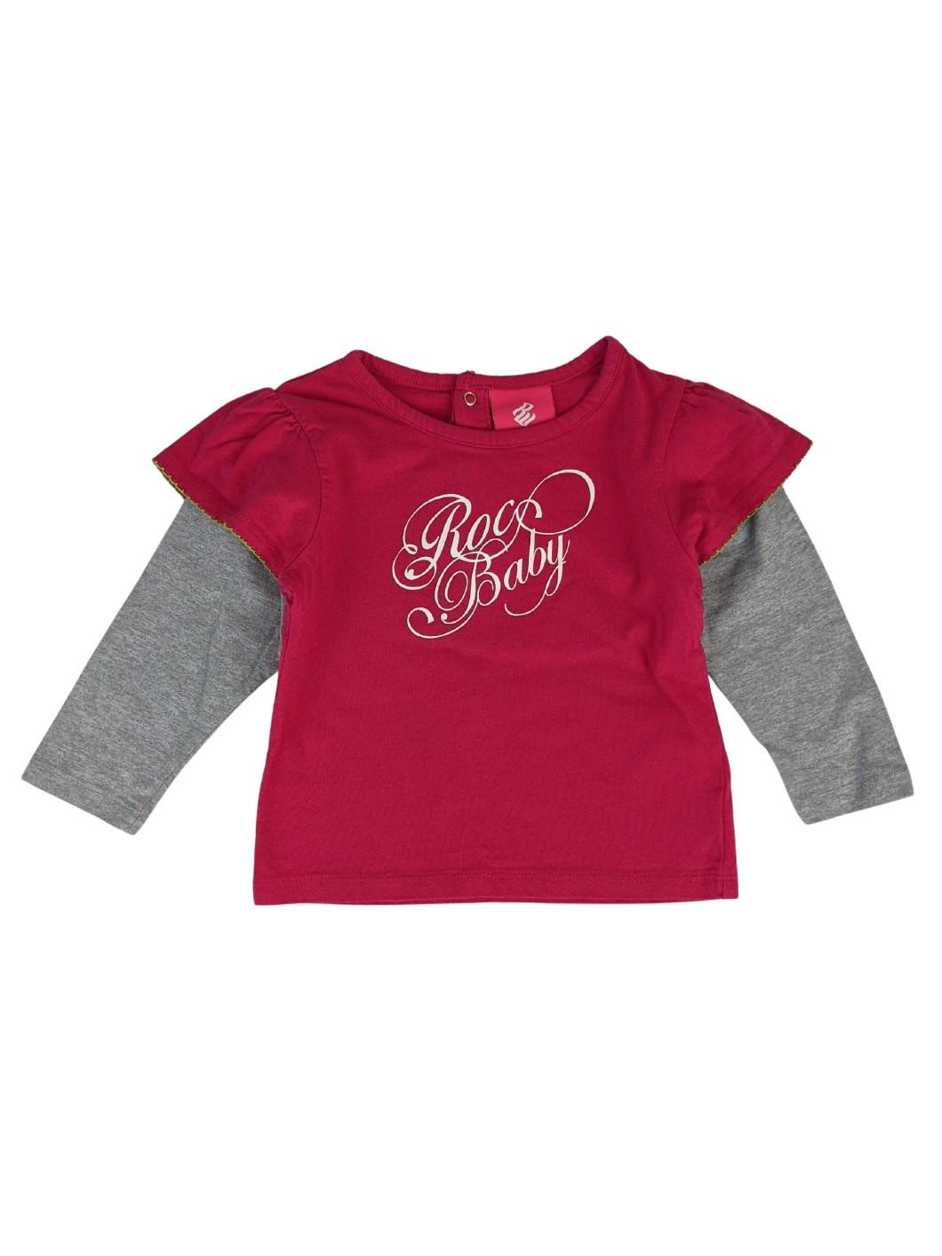 Tee-Shirt Rock Baby 1