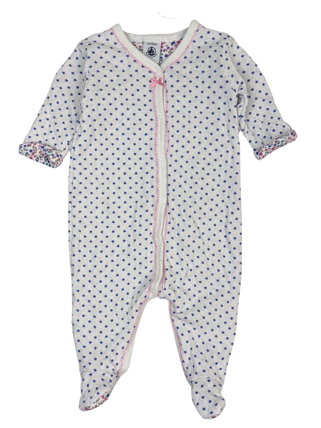 Pyjama étoiles 1