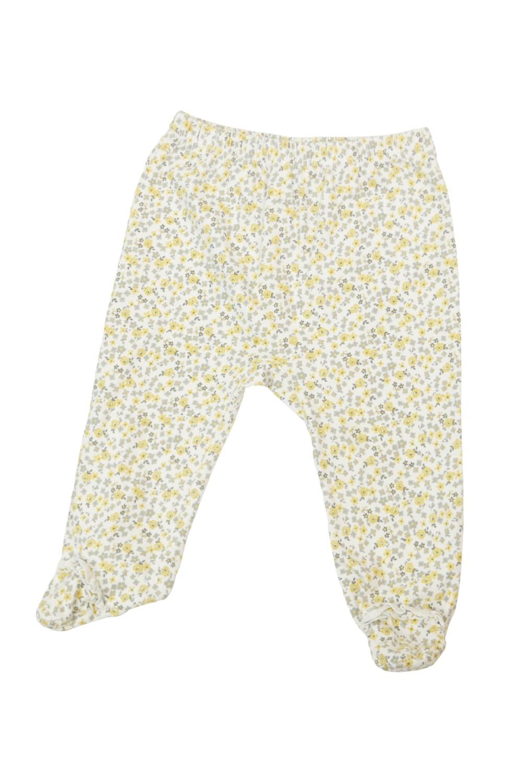 Pantalon à pieds 1