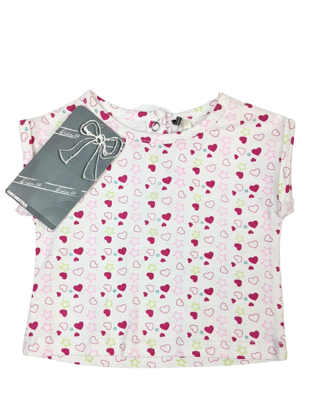 T-shirt manches courtes 1